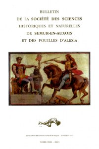 Bulletin de la Société des Sciences (BSSS) 2013
