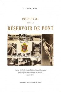 Notice sur le 'Réservoir de Pont'