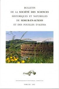 Bulletin de la Société des Sciences (BSSS) 2012