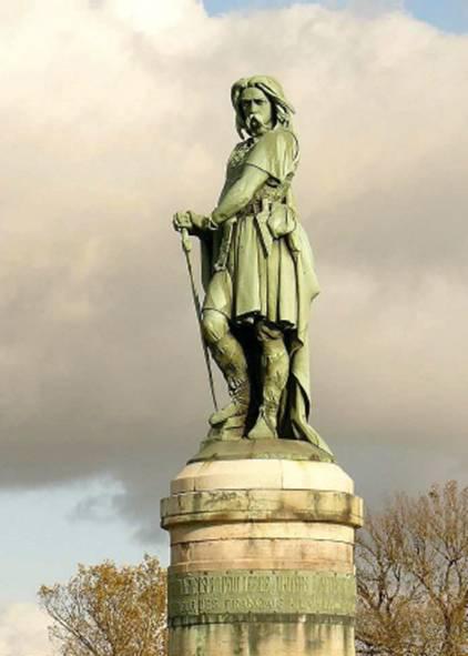Statue Vercingétorix
